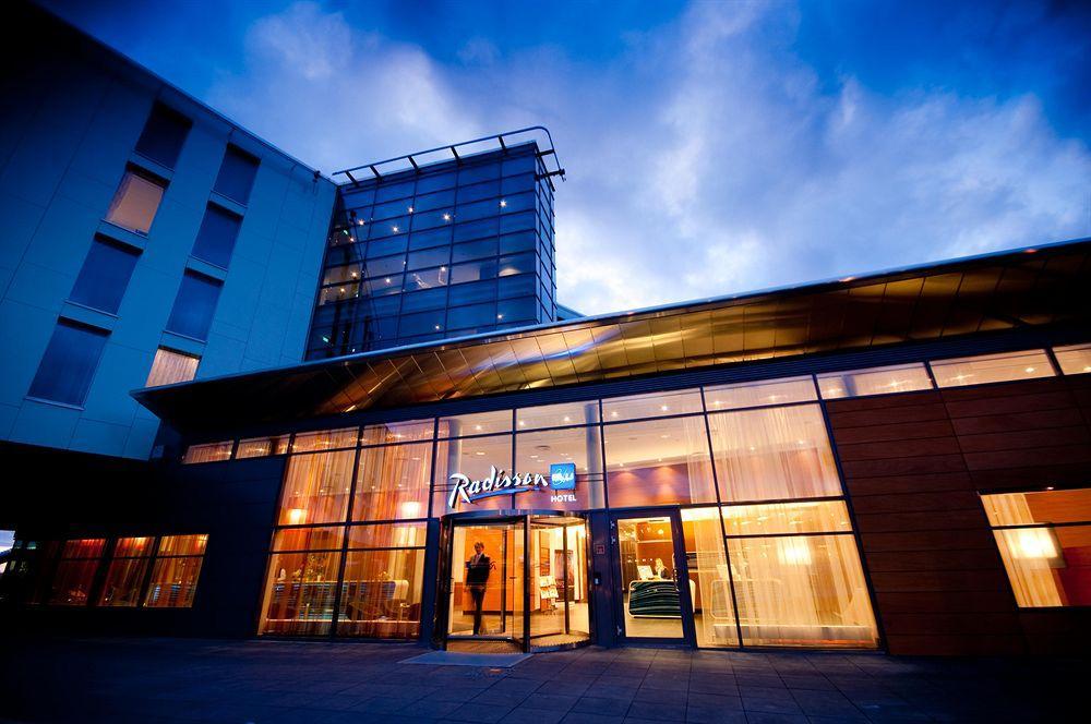 Radisson Blu Hotel Trondheim Airport