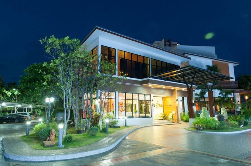 โรงแรม มาเมซอง
