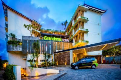 Grandmas Plus Hotel Seminyak