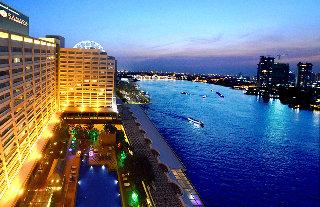 โรงแรมรามาดา พลาซ่า แม่น้ำ ริเวอร์ไซด์ กรุงเทพ
