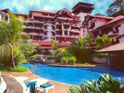 Ilham Resort Port Dickson