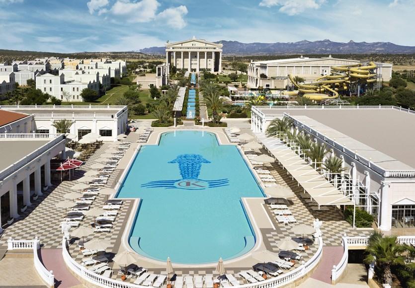 Kaya Artemis Resort and Casino