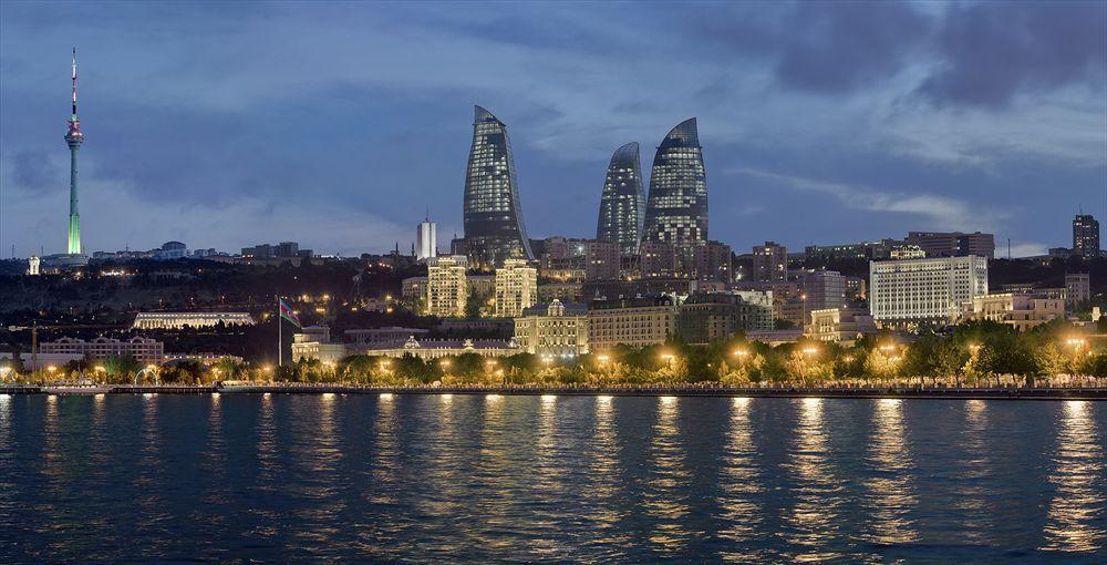Fairmont Baku Flame Towers Azerbaijan