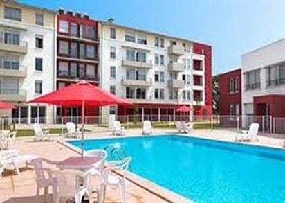 Appart'City Toulouse Aeroport Cornebarrieu (Ex Park&Suites)