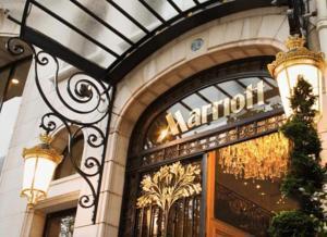 MARRIOTT PARIS CHAMPS-ELYSEES