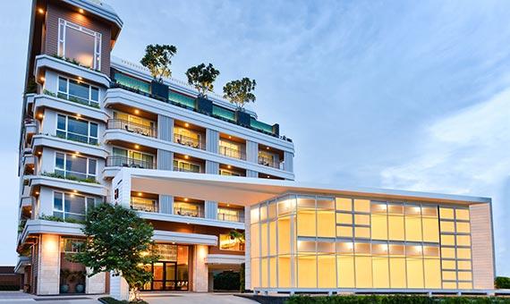 โรงแรม ไฮซี หัวหิน