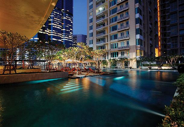 Marriott's Bangkok Empire Place