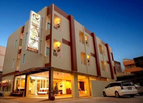 โรงแรม ตองเจ็ด โฮมเทล