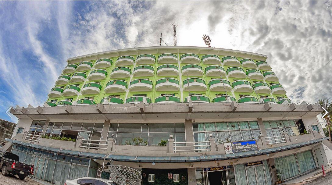 โรงแรม ยะลา แกรนด์ พาเลซ