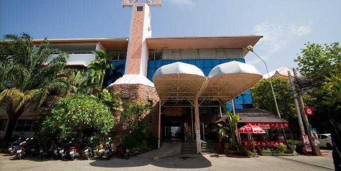 โรงแรมมาดามคิม
