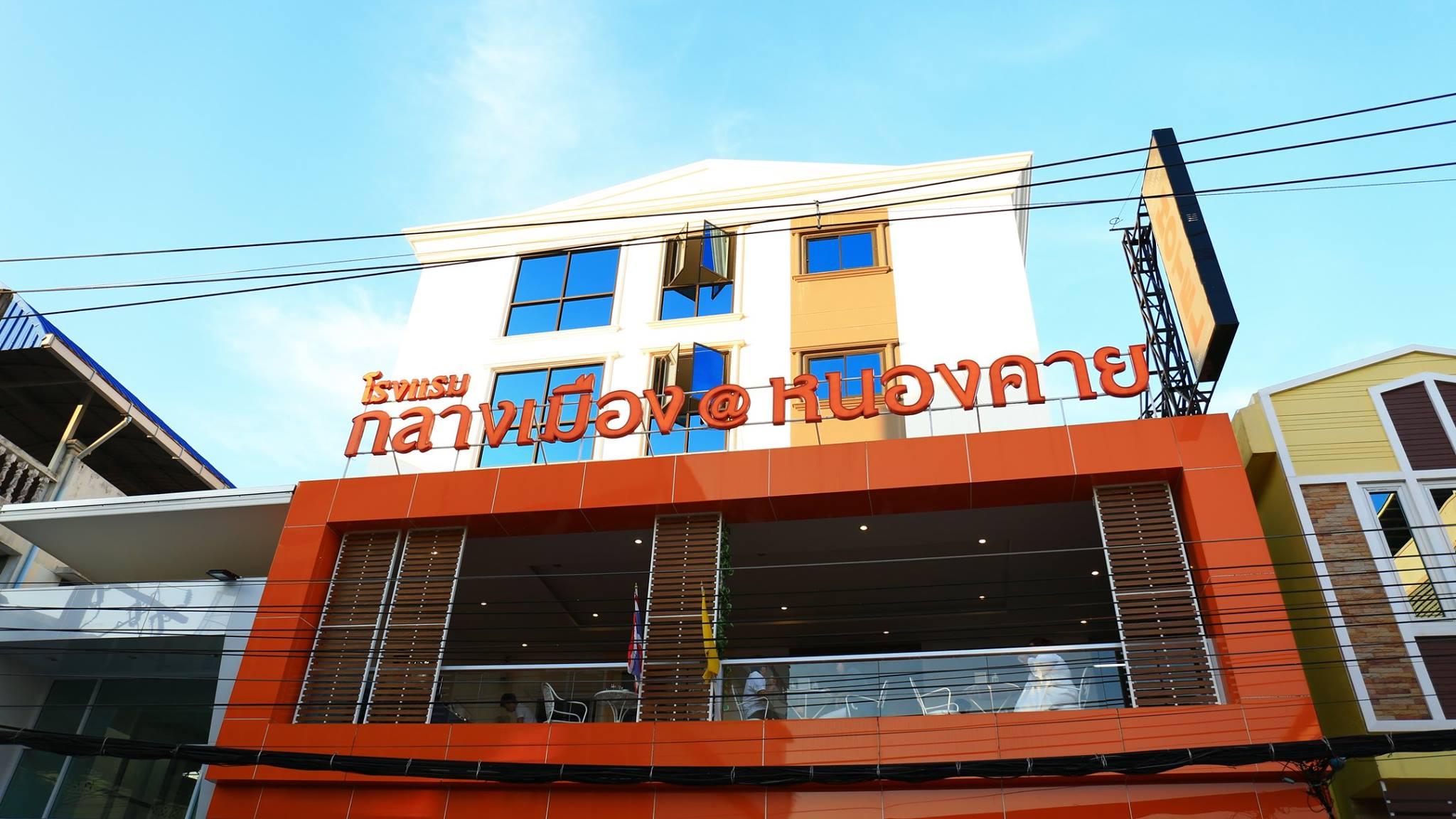 Klang Muang At Nongkhai Hotel