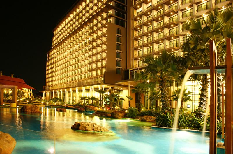 โรงแรม เดอะซายน์