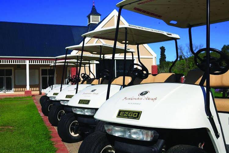 Bushman Sands Golf Lodge