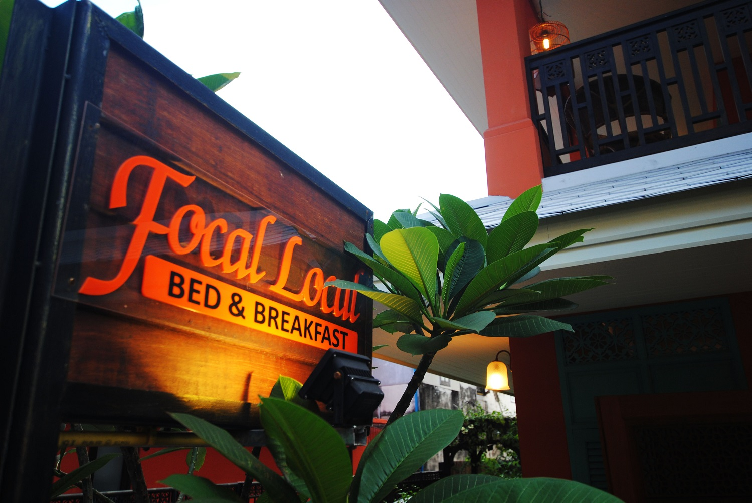 Focal Local Bed & Breakfast