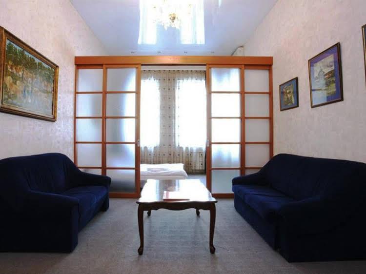 Intermark Serviced Apartments Belorusskaya