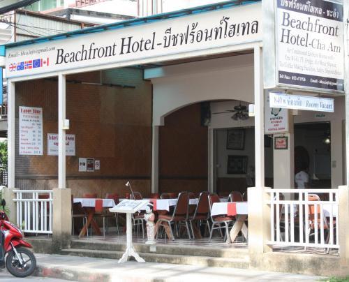 Beachfront Hotel Cha Am