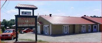 Motel le Saint-Alex