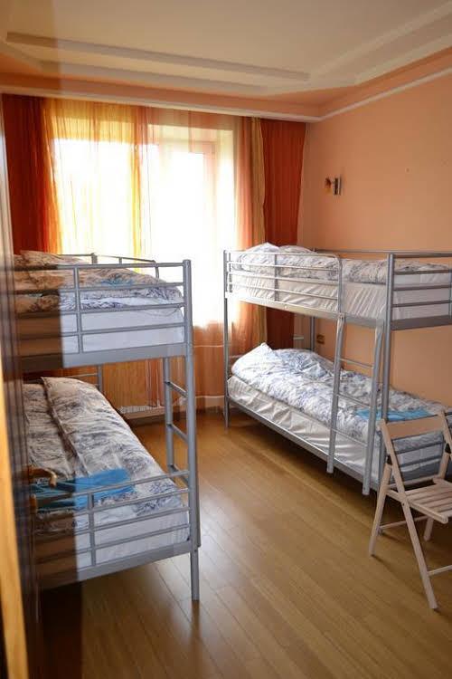 A-Hostels on Tri vokzala