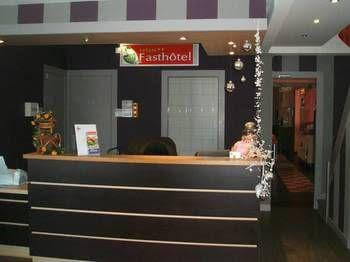 Fasthotel Saint Fargeau Ponthierry