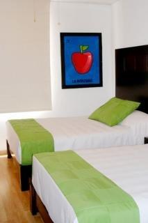 Suites Mexico Plaza Salamanca