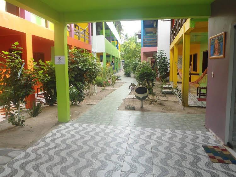 Pousada Hostel Black White