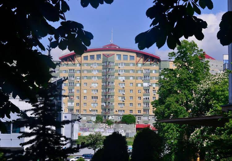 Eurocomfort Apartments on Nemiga