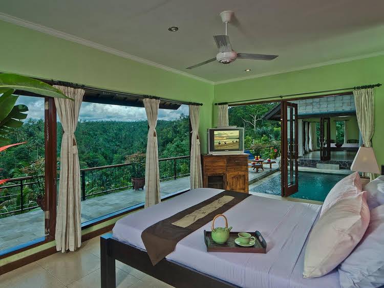 Hillside Eden Villa
