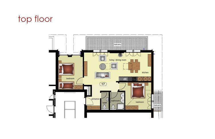 Apartment Stotzhalten DG - GriwaRent AG