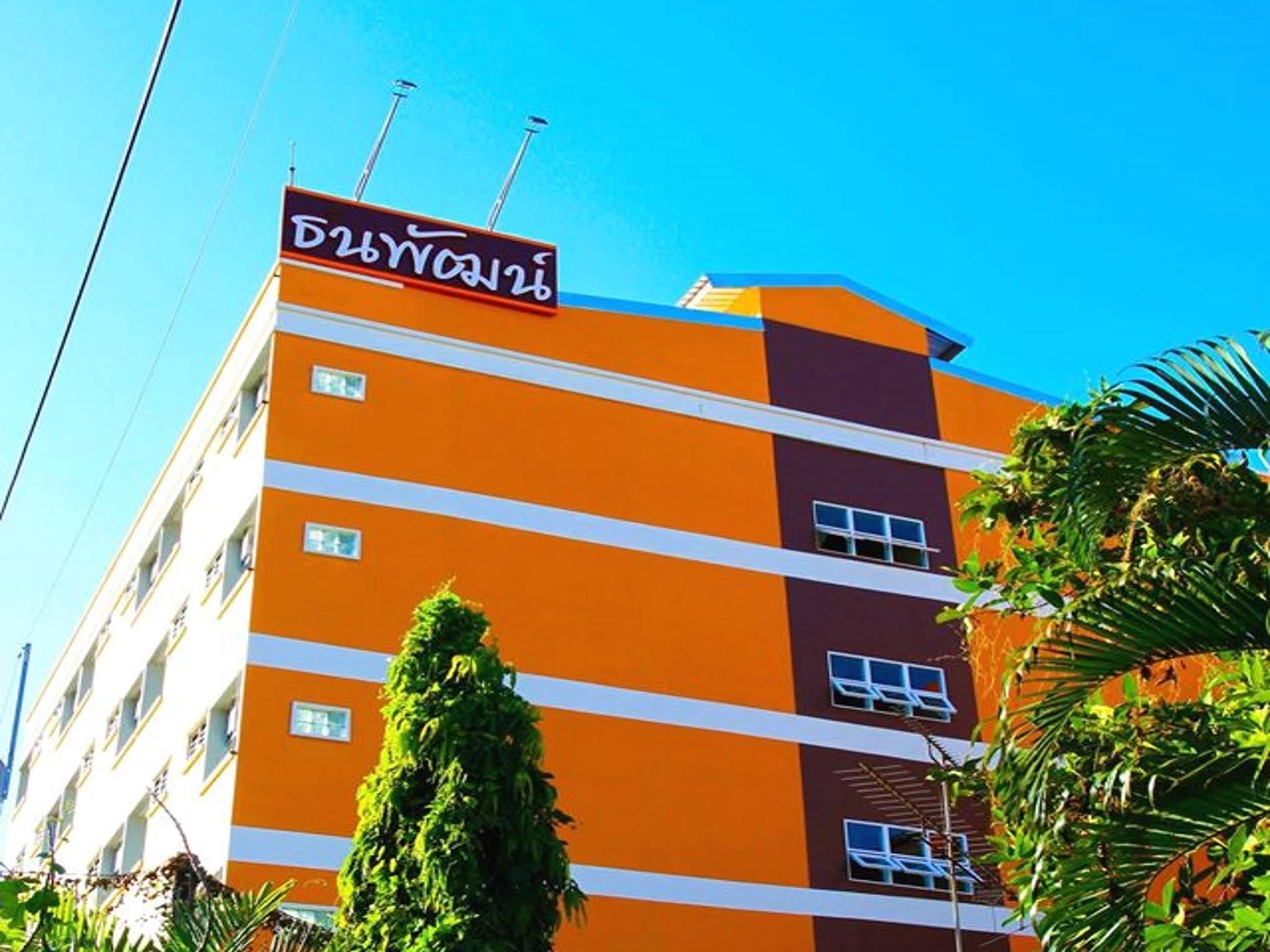Thanaphat Apartment