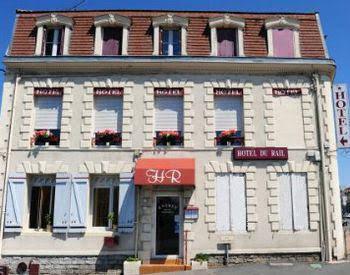 Hotel Regia (ex - Hotel du Rail)