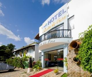 Areia de Ouro Suite Hotel