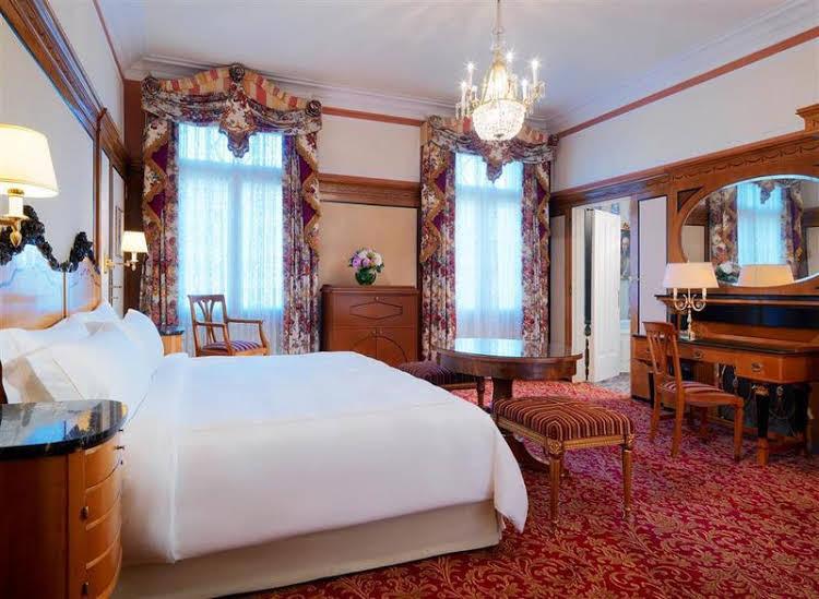 Hotel Bristol Vienna.