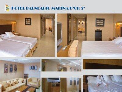 Balneario Marina D'Or 5* Hotel
