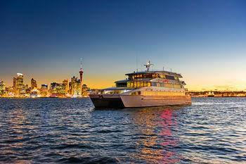 Hauraki Blue Overnight Cruise