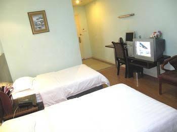 Gee Tai Hotel Shanghai Hutai Road Long Distance Coach Station
