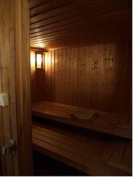 Un sauna sur Pompidou