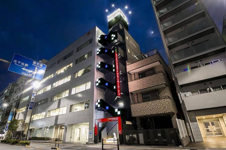 Spa&Capsule Hotel Grandpark Inn Kitasenju