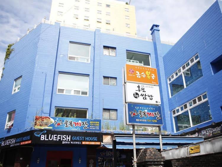 Haeundae Bluefish Guesthouse