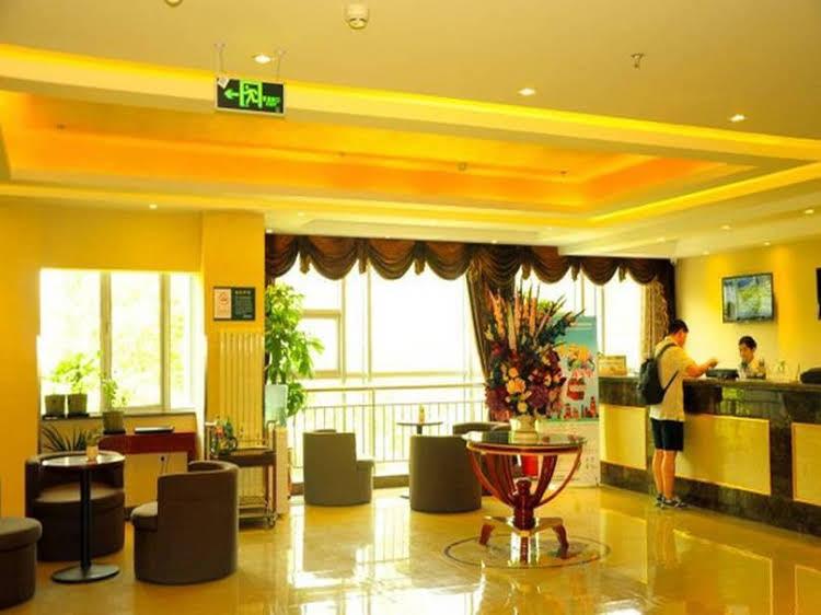 GreenTree Inn Beijing Yizhuang West Tongji Road Metro Station Express Hotel