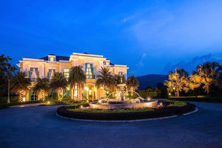 โรงแรมชาโต เดอ เขาใหญ่