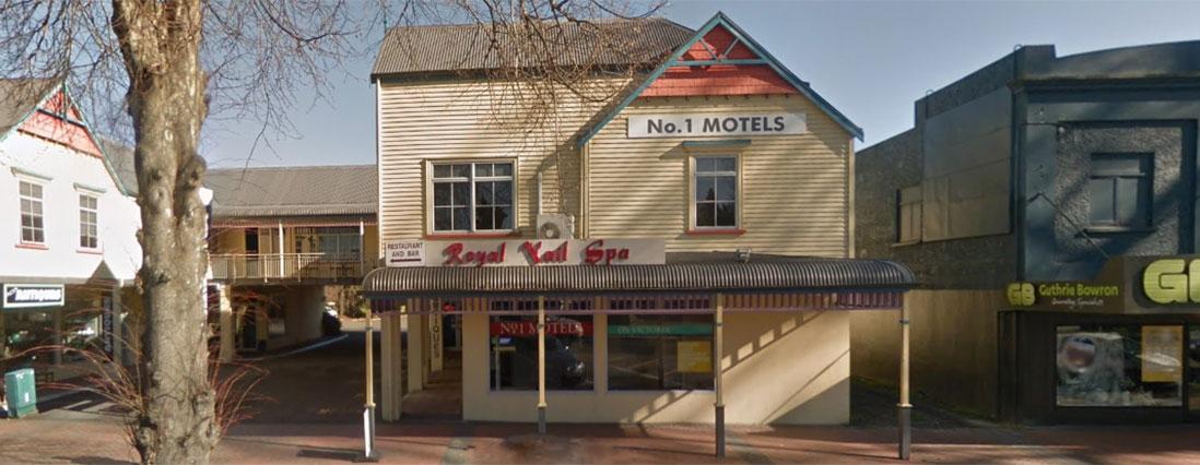No 1 Motels on Victoria
