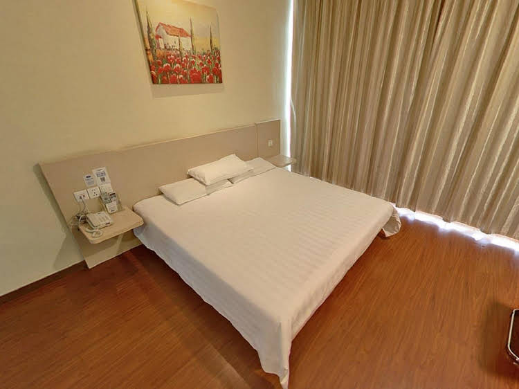 Hanting Hotel Shanghai North Zhongshan Road Branch