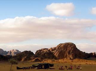 Desert Camp - Atayek Hamad
