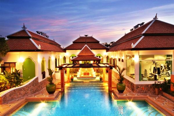 Mandawee Pool Villas