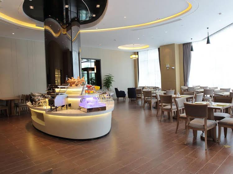 Jinjiang Metropolo Hotel Shanghai City North