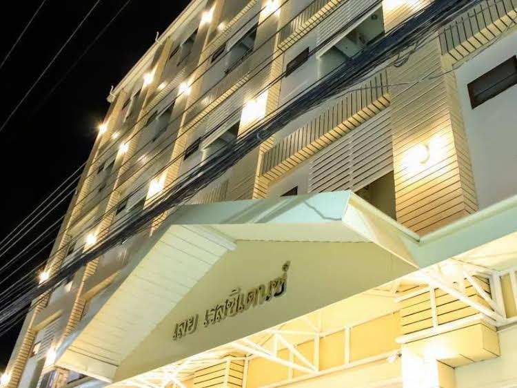 โรงแรม เลยเรสซิเดนซ์