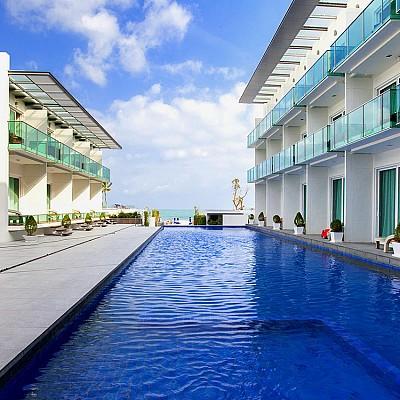 KC Beach Resort and Pool Villas