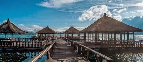 Batur Lakeside Huts