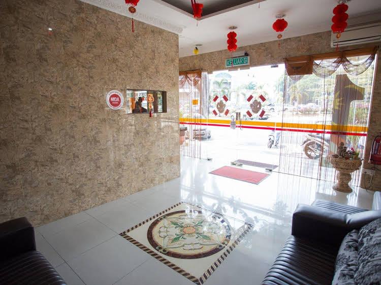 NIDA Rooms Ipoh City Centrepoint Splendid