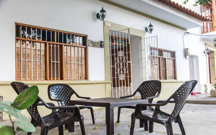Pachamama Hostel Cartagena